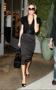 Victoria Beckham in Very Prive