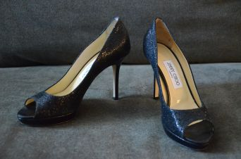 Jimmy Choo Black Luna 5
