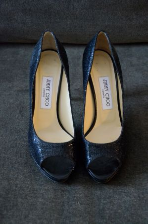 Jimmy Choo Black Luna 6