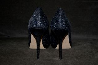 Jimmy Choo Black Luna 8