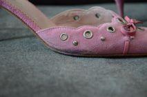 Prada Pink Mules 5