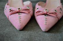 Prada Pink Mules 6
