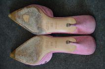 Prada Pink Mules 8